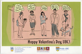 Happy Valentine's Day, UBC