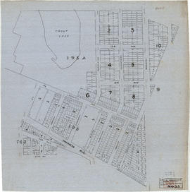Sheet No. 35 [Nanaimo Street to Sixteenth Avenue to Hull Street to Vanness Avenue]