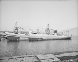 MV Weybridge at BC Sugar dock