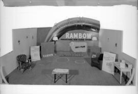 Felt and Textiles of Canada - Rambow display at P.N.E.