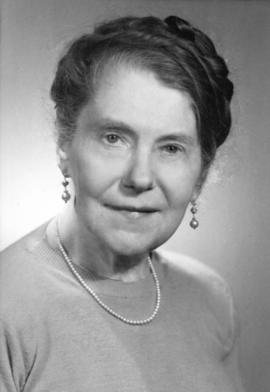 [Mrs. Thomas Bingham, President Vancouver Council of Women]