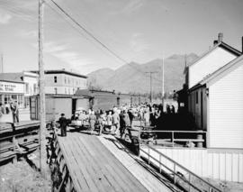 Carcross Y.T. Station