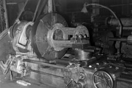 [Machinery at Vancouver Engineering Works]