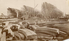 Yard No. 2 - Wallace Shipyards, North Vancouver, B.C.