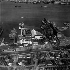 1957 Aerial photos of BC Sugar