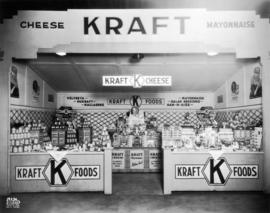 Kraft Foods display