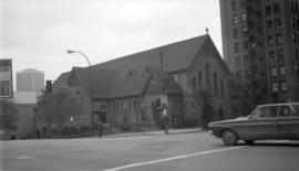 Christ Church Cathedral [690 Burrard Street]