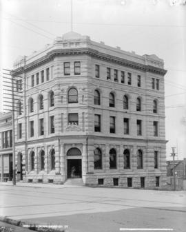 Bank of B.N.A. [British North America] Vancouver