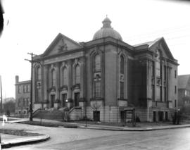 Chalmers Presbyterian Church [at 2801 Hemlock Street]