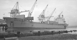 M.S. Baron Ardrossan [at dock]