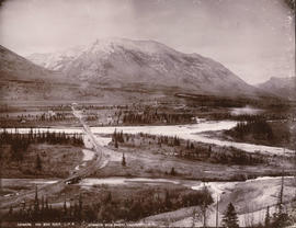 Canmore and Bow River, C.P.R.