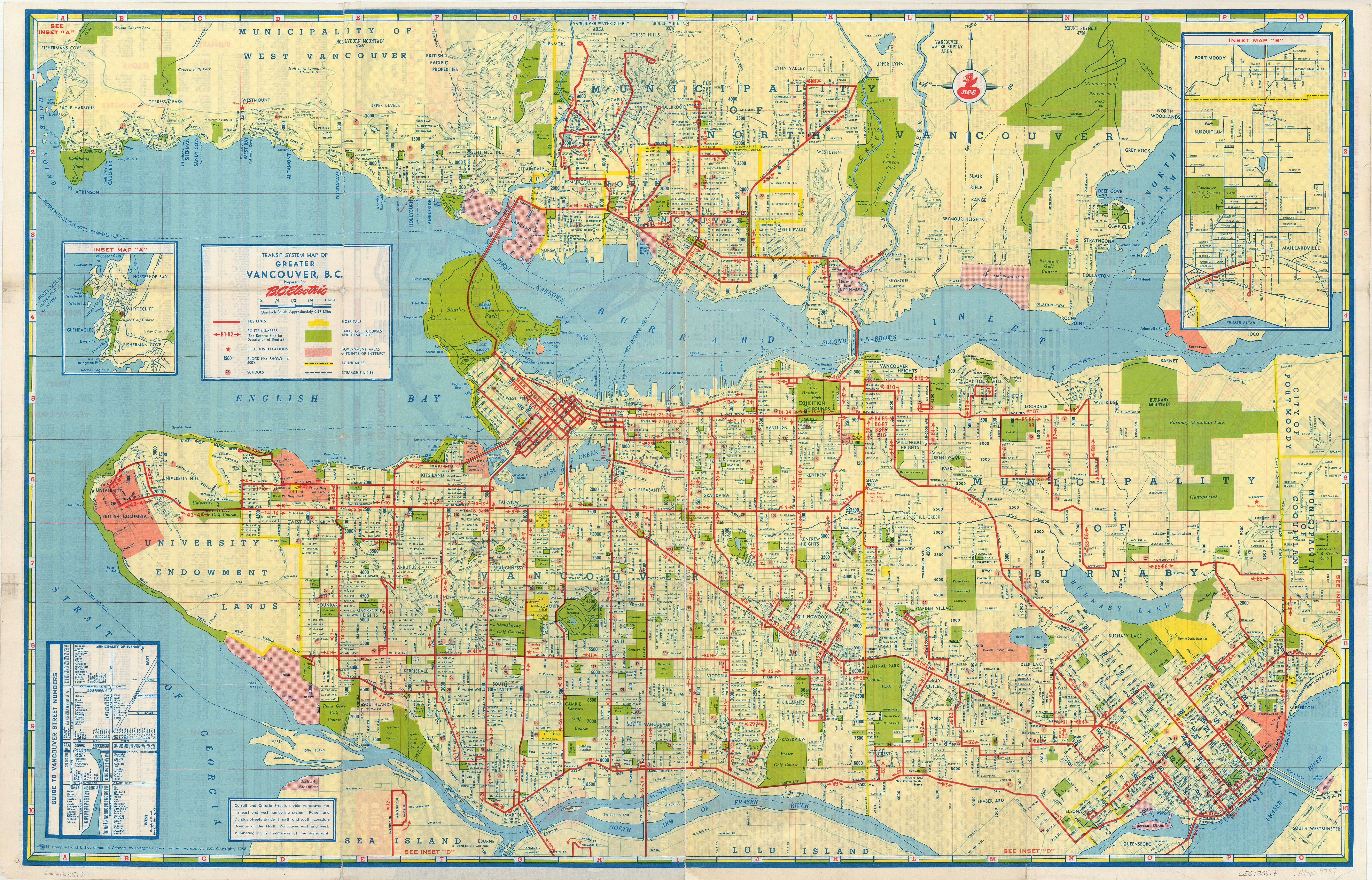 City of Vancouver Archives