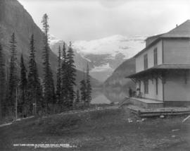 Lake Louise, Glacier and Chalet, Rockies