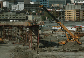 Cambie Bridge Construction [34 of 76]