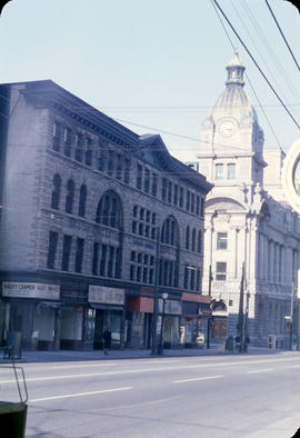 View of 800-700 West Hastings Street - Old Post Office