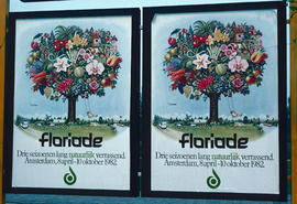 Garden exhibitions and flower shows : Floriade 82