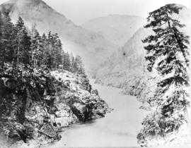 Canon [Canyon], Fraser River