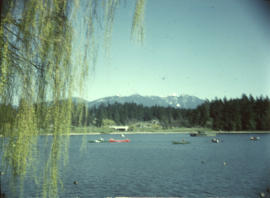 Stanley Park, Lost Lagoon