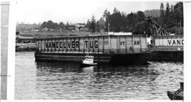 Barges of Vancouver Tug