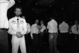 Square dancing : Hotel Vancouver
