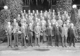 Third Annual Convention Western Canada Development and Unity Leaque Victoria B.C.  Oct. 20-22, 1927
