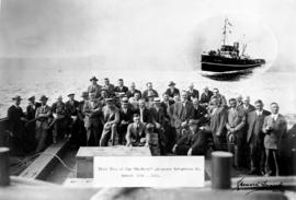 "Trial trip of tug ""St. Faith"" - Kingcome Navigation Co. August 14th, 1926."