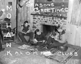 Seasons Greetings - Mohawk Kalomas Clubs