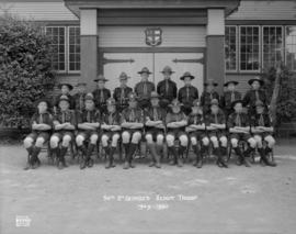 St. George's School Scout Troop 1949-1950