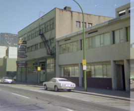 Baron's Auto House at 1040 Hornby Street
