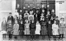 Cedar Cottage Schools, Eleventh Division: 1910