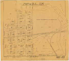 Part of D.L. 526 (Vancouver section 29)