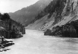 [Hell's Gate in the Fraser Canyon]