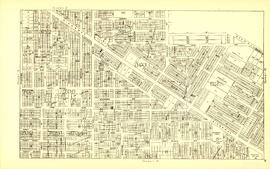 Sheet 5 : Dumfries Street to Fairmont Street and Twenty-seventh Avenue to Thirty-seventh Avenue