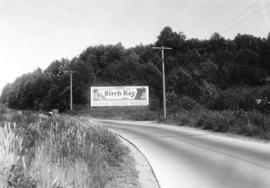 [Ruddy-Duker Company billboard advertising Birch Bay]