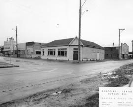 Shopping centre, Duncan B.C. : facing n.w., no. 1