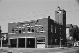 12th Avenue and Quebec Street, Fire Hall No. 3