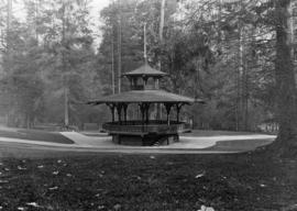 Band stand - Stanley Park