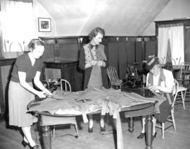 Red Cross sewing unit [in] Kerrisdale