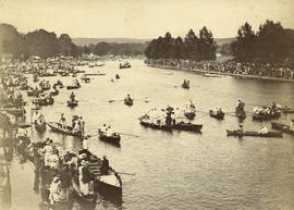 Henley Regatta - Eton and Leander Race