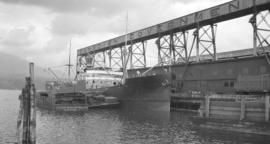 S.S. Canadian Prospector [at Canadian Government elevator dock]