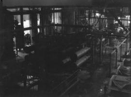 Heaters [interior view of refinery]