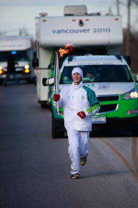 Day 052, torchbearer no. 131, Craig R - St. Catharines