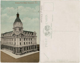 General Post Office, Vancouver, B.C.