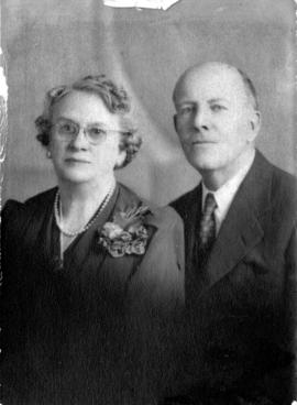 [Mr. and Mrs. Edward John Grant]