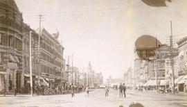 Main Street, Winnipeg from Portage Avenue looking north