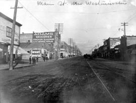 Main St. New Westminster