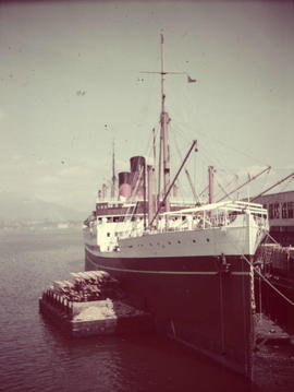 Vancouver; 1950