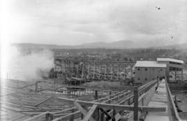 Bloedel, Stewart and Welch (BS&W) sawmill, Port Alberni