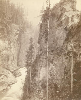 [View of Albert Canyon]