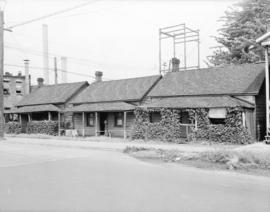 [Cottages in the  200 block of Prior Street]